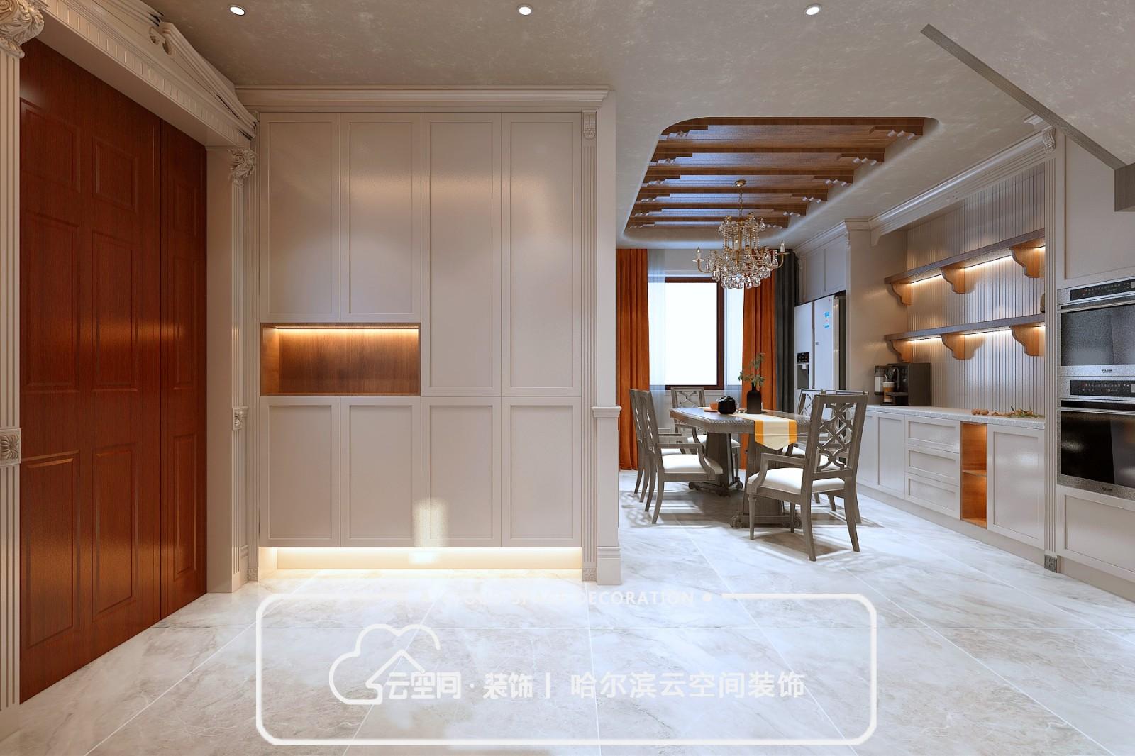 哈尔滨新房装修